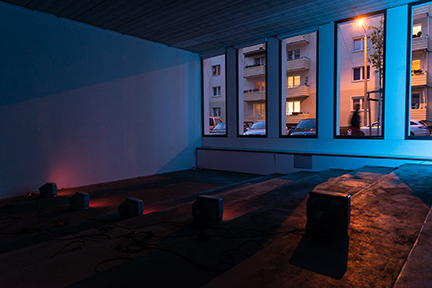 Installation view Galerie KUB #co2020, photo Stefan Hopf